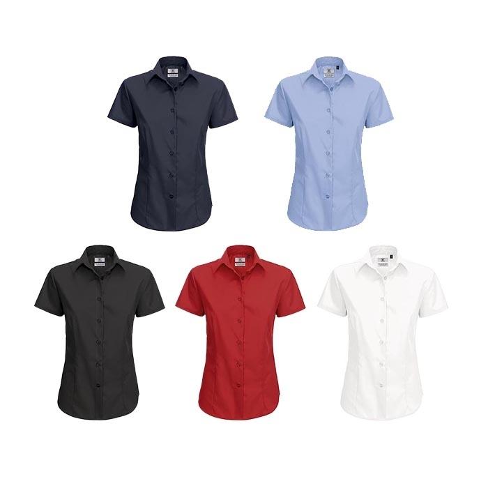 Desgaste uniforme da empresa, 100%camisa Polo de algodão